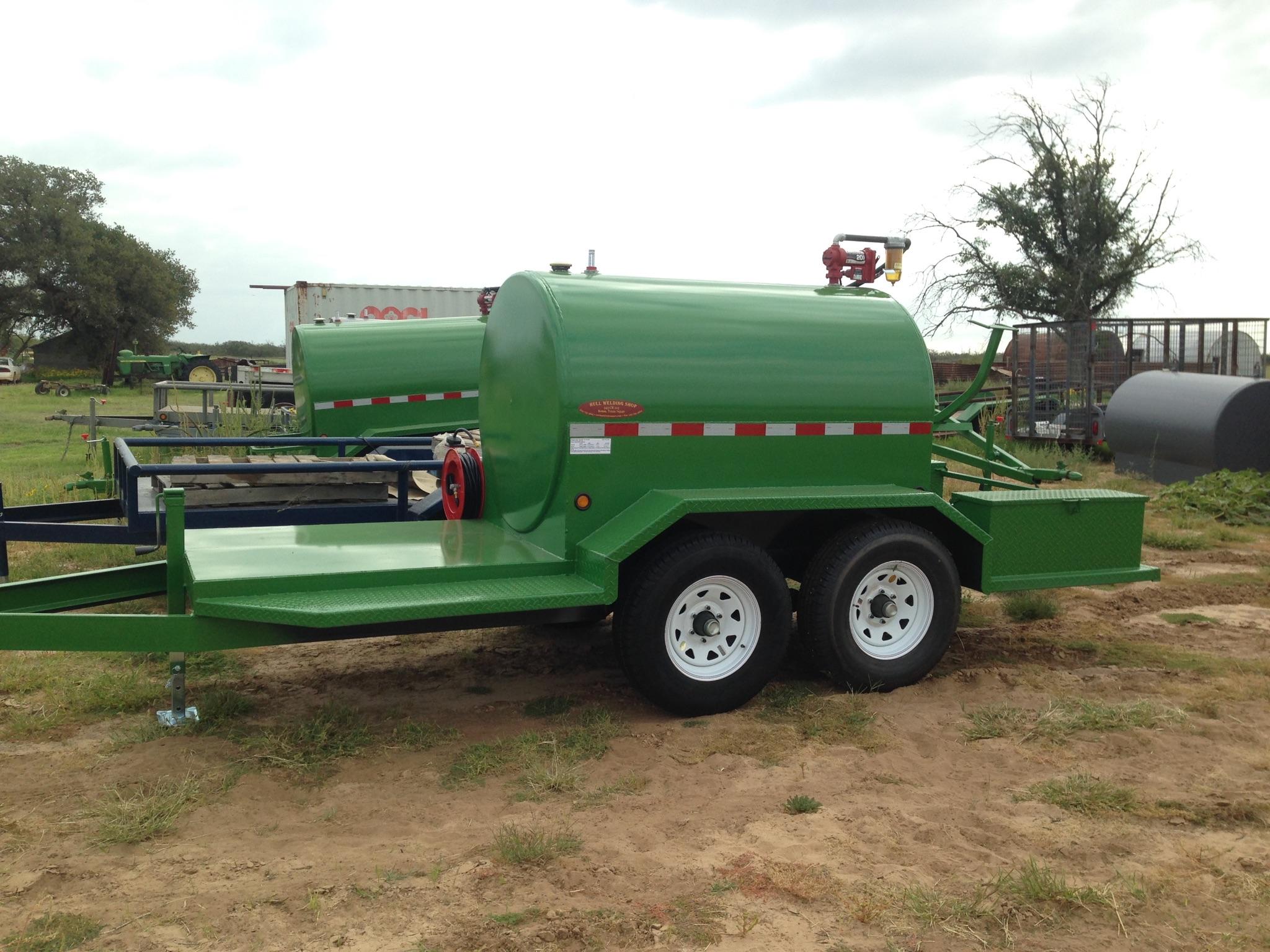 Farmers Gas Tank : Towable fuel tanks hull welding