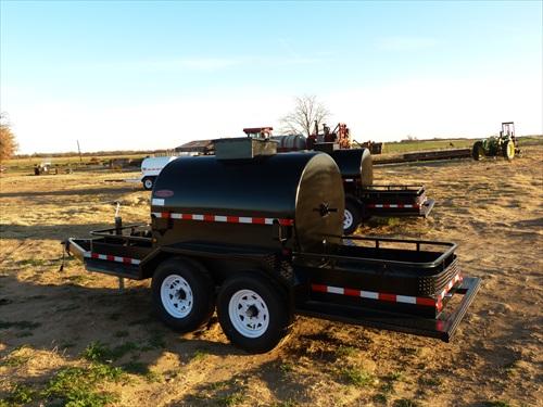 portable diesel refueling tank