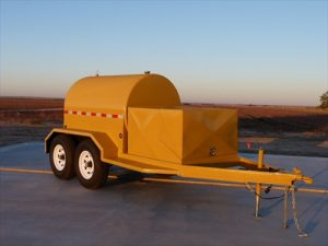 500 and 750 gallon diesel fuel tank