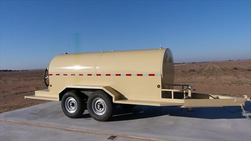 1000 Gallon Fuel Tank & Trailer